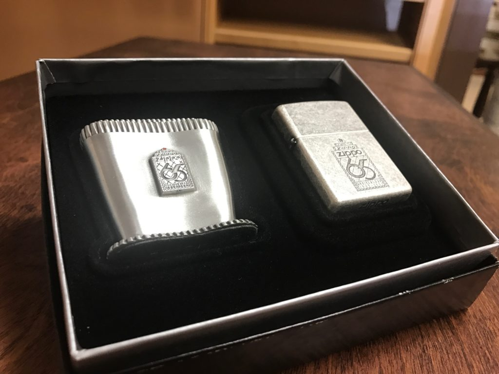Zippo 65th Anniversary Collectible Lighter